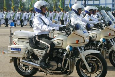 Pasukan Polis Hutan