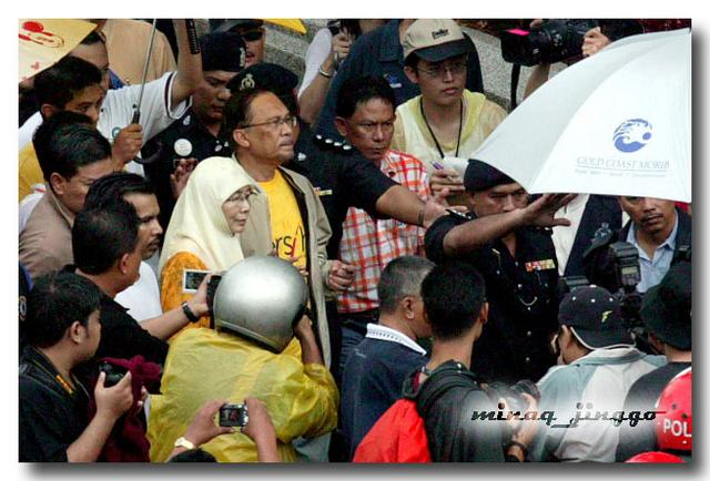Anwar Raja Dan Dalang Budaya Demonstrasi Haram Di Jalanan