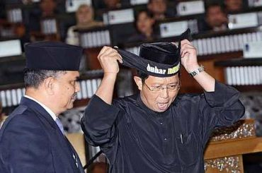 Nizar in Dewan Rakyat