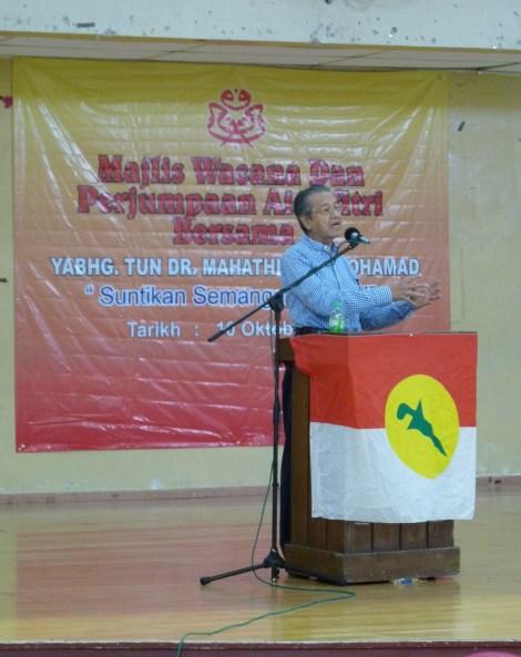 Tun Dr Mahathir @ PJ Selatan I
