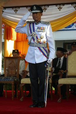 IGP Tan Sri Musa Hassan