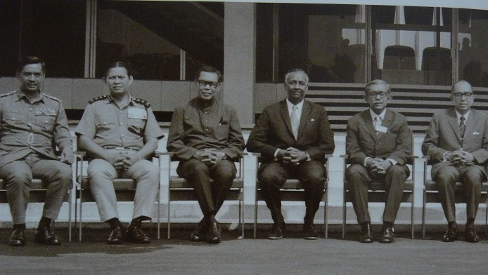Image result for Tun Razak and National Operations Council