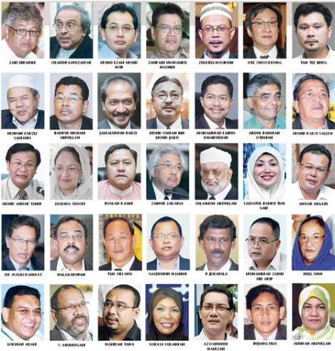 PKR Leaders who realised they were deceived and manipulated  by Anwar Ibrahim