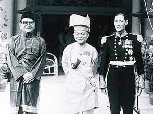 Komponen Perjanjian Persekutuan Tanah Melayu; Raja Melayu, UMNO dan Pesuruhjaya British