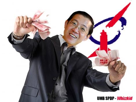 Power crazy Lim