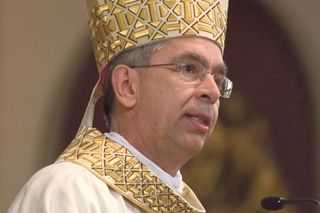 Apostolic Nuncio to Malaysia  Joseph Salvador Marino