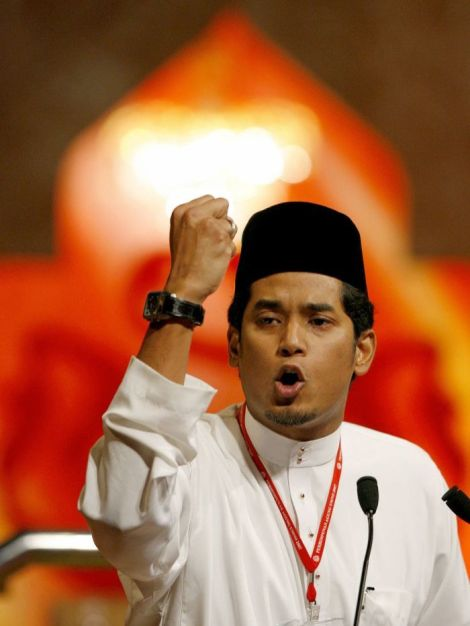 Just an annual UMNO assembly expression drama?