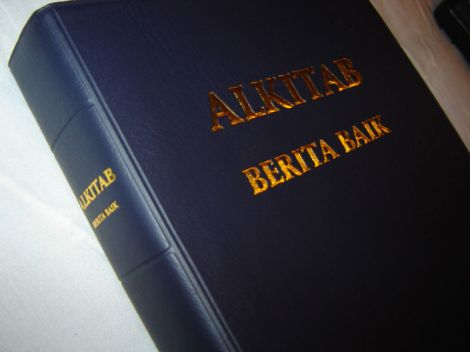 Al Kitab; The Malay bible
