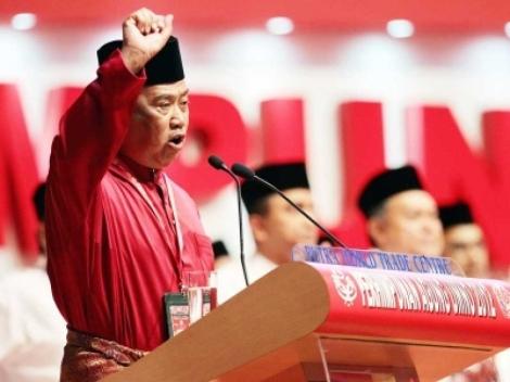 UMNO Deputy President Tan Sri Muhyiddin Mohd. Yassin