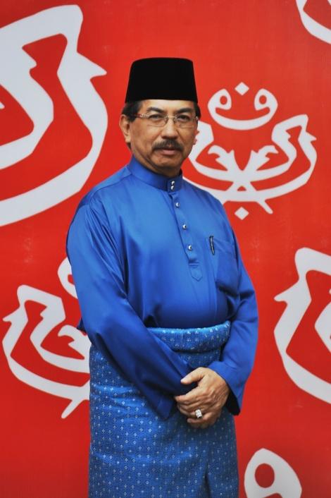 Sabah UMNO Liaison Chief Dato' Seri Musa Aman