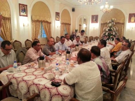 Kedah UMNO Division Heads Meeting, 17 September 2013