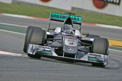 Petronas-Mercedes GP