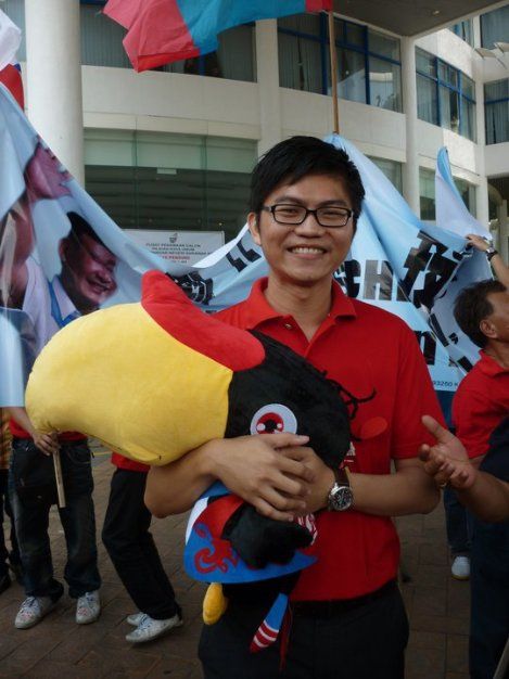 DAP ADUN for Pandungan Wong Kin Wei
