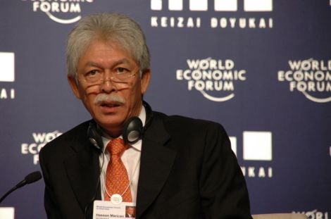 The icon of Malaysia corporate personality: Tan Sri Hassan Merican