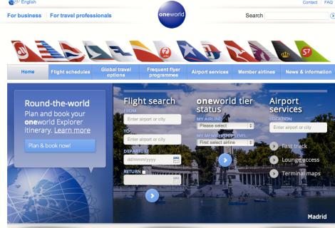 Screenshot of One World