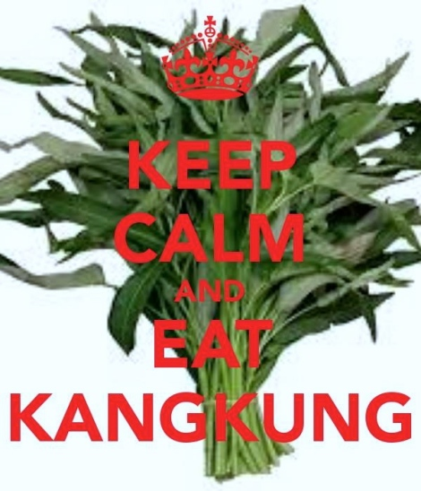 An initial salvo of on over all strategy for the kangkung consumption