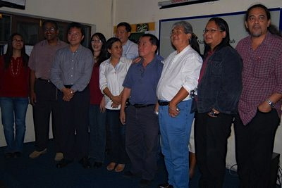 National Alliance of Bloggers, formed at the National Press Club