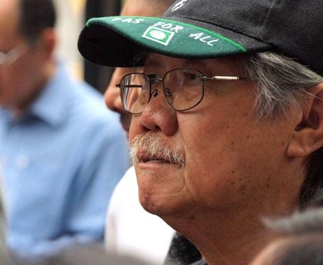 Bernard Khoo aka Zorro Unmasked (1941-2014)