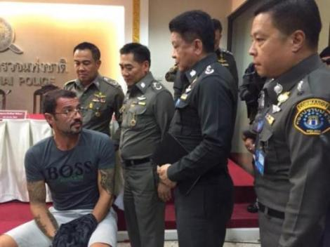 Ex-Petro Saudi executive Xavier Justo arrested by Thai police for extortion