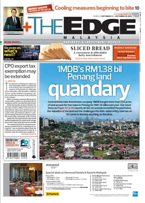 Anwarista Tong Kooi Ong's paper with an agenda