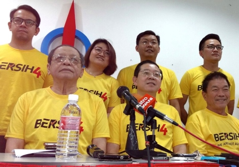 The true invisible hands and benefactor of BERSIH 4