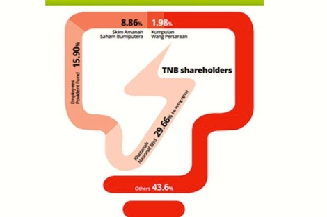 TNB shareholders