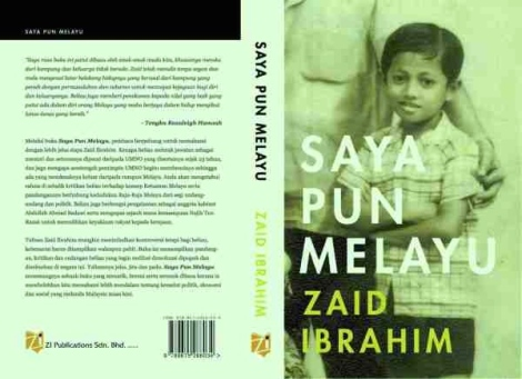 Zaid Ibrahim's earlier book